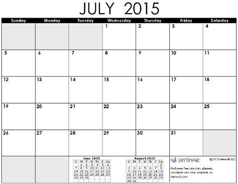 july  calendar  printable   exclusive