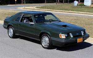 1985 Ford Mustang SVO Hertz Rent-A-Racer for sale #63245 | MCG