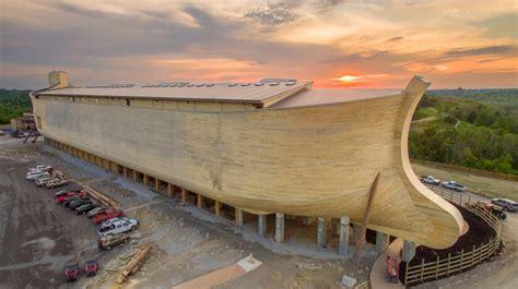 life size noahs ark ark encounter colorado timberframe