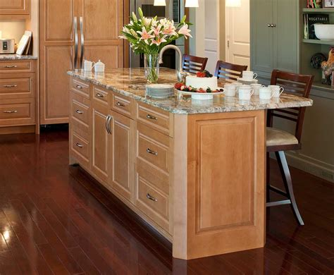 kitchen island with breakfast bar and stools 5 great ideas for kitchen islands ideas 4 homes