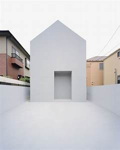 The Most Minimalist House In Japan