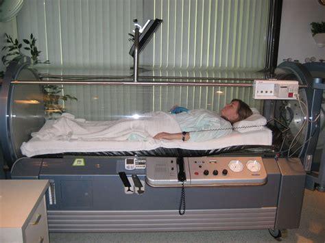hyperbare chambre hyperbaric medicine