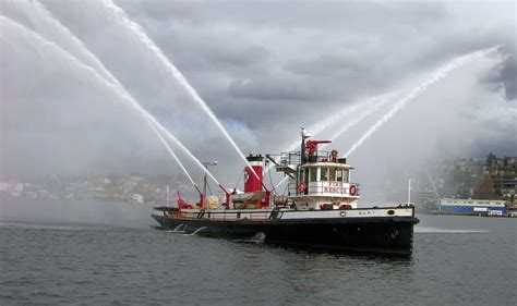 Fireboat For Sale fireboat for sale own a of seattle history
