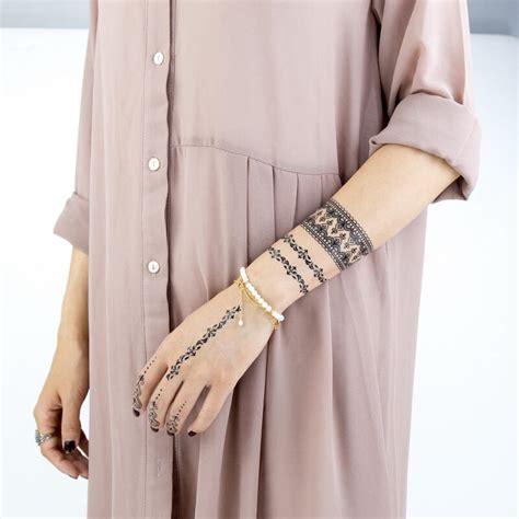 bracelet mandala tatouage