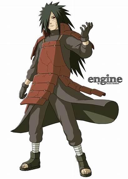 Madara Naruto Hokage Gaunlet Runs Round