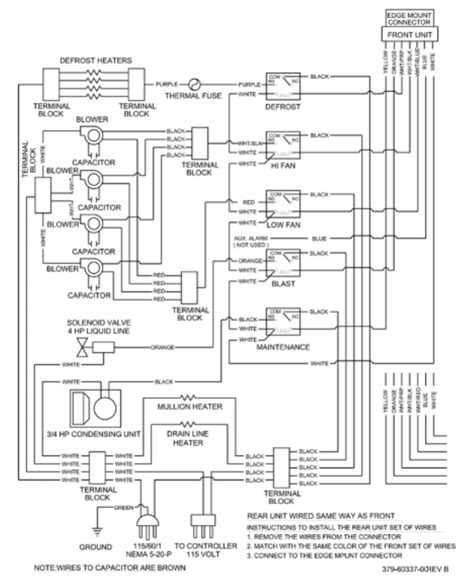 page   traulsen refrigerator rbc user guide