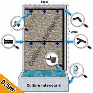 Arrosage Automatique Interieur : kit irrigation automatique mur v g tal int rieur xs syst me d 39 arrosage ebay ~ Melissatoandfro.com Idées de Décoration