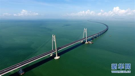 港珠澳大橋が完成 科学技術の快挙_中国網_日本語