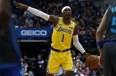 Lakers Pope Caldwell Kentavious Angeles Flipboard Nba