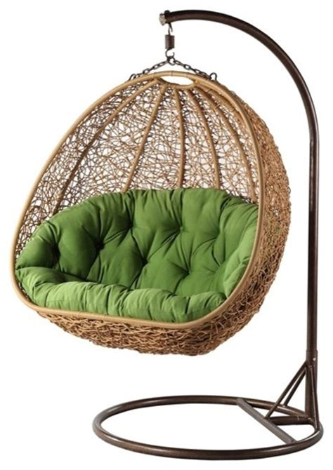 wide rattan hanging chair modern armchairs