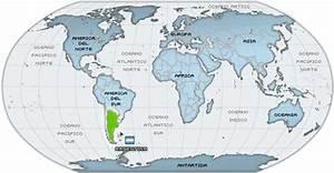 Welcome Argentina: Ubicación de la Argentina en el mundo