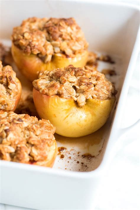 baking recipes with apples easy baked cinnamon apples recipe