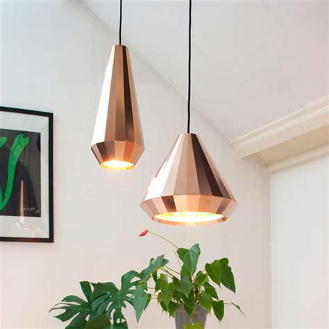 25 best ideas about copper pendant lights on