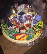 Birthday Gift Basket Ideas For Him