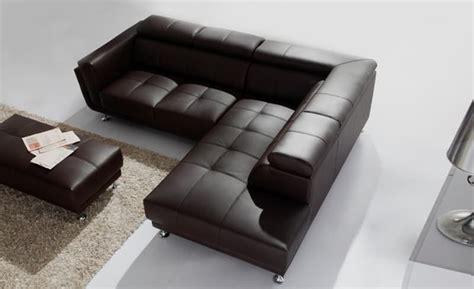 canapé cosy canapé d 39 angle cuir cosy canapé d 39 angle en cuir 4