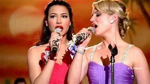 Dianna Agron and Naya Rivera Photos Photos - Glee Season 3 ...