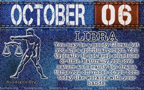 October 6 Zodiac Birthday Horoscope Personality  Sunsignsorg. Light Banners. Line App Logo. Mobile Logo. Cafe Paris Wall Murals. Nauseous Signs. Mithai Banners. Neomax Banners. Math Science Lettering