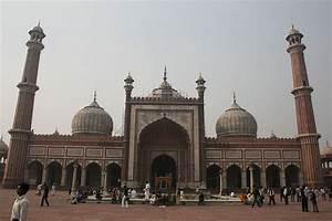 50 picturesque photos of Jama Masjid of Delhi in India ...