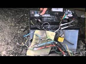 Portail Electrique Solaire : portail lectrique solaire fait maison youtube ~ Edinachiropracticcenter.com Idées de Décoration