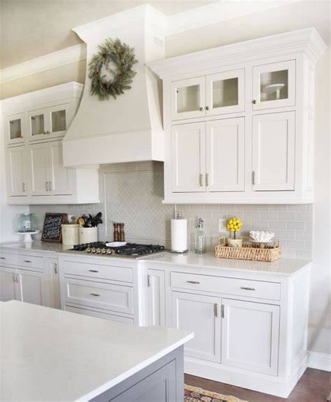 27+ Gorgeous Kitchen Cabinets Upper