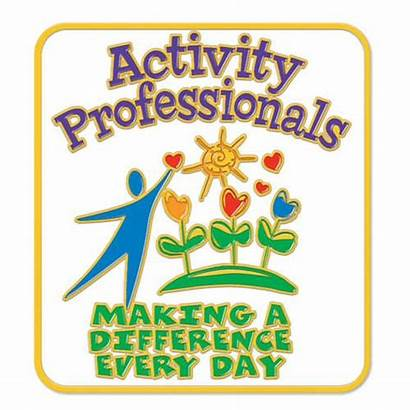 Activity Professionals Activities Director Week Clipart Every