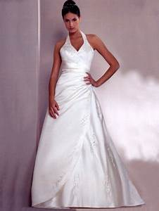 halter neck prom and wedding dresses sang maestro With halterneck wedding dress