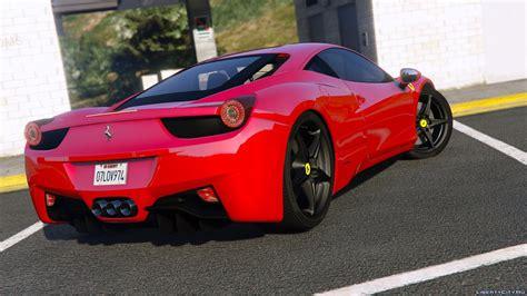 458 Italia Pictures by 458 Italia Autovista Add On Replace Tuning