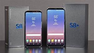 Samsung Galaxy S8  U0026 S8   Unboxing  U0026 Review