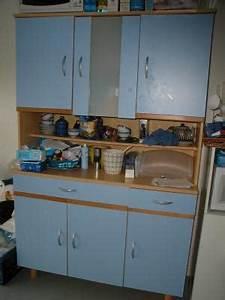 Conforama Buffet De Cuisine : buffet bleu cuisine achet a conforama 70 tout est vendre pour cause de d m nagement au ~ Melissatoandfro.com Idées de Décoration