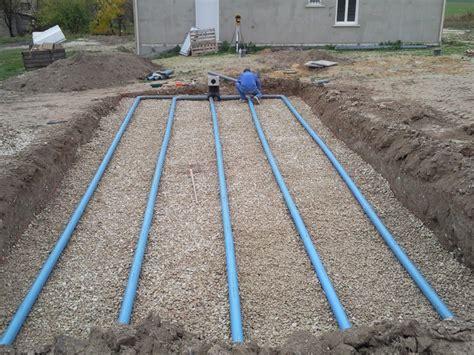prix installation fosse toutes eaux cout assainissement individuel le v 233 ritable prix d une