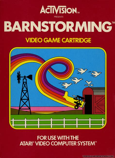 Atari 2600 Collection Video Game Obsession C Matthew
