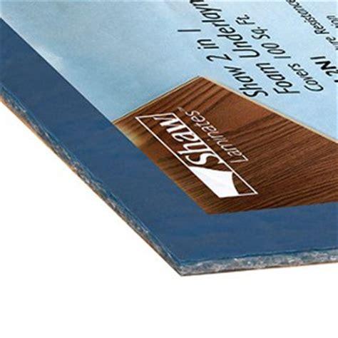 shaw flooring underlayment shaw 2 in 1 underlayment flooring accessory sl2n1