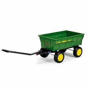 Peg Perego John Deere Farm Wagon Igtr0936us