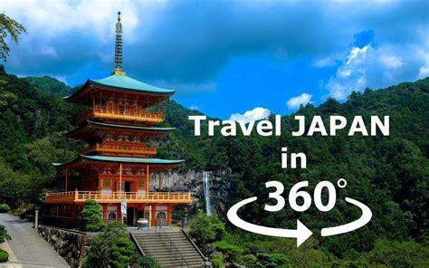 Japan 360° Virtual Reality Travel Japantraveladventures