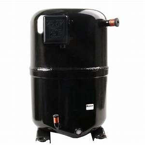 H22j443abca H23a423abca H28a423abc Bristol 3 5 To 4 Ton A  C Compressor 208  230v