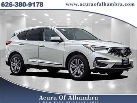 2019 acura rdx advance package for sale in alhambra ca
