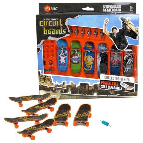 Buy Hexbug Year Tony Hawk Circuit Boards Pack Set