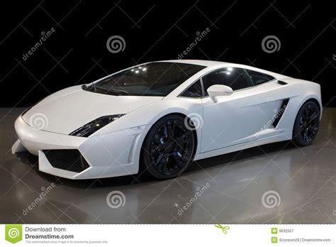 voiture de sport voiture de sport blanche