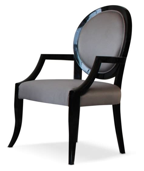 307 fabric dining arm chair