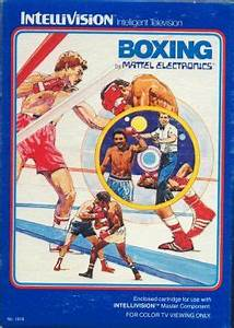Boxing 1981 Video Game Wikipedia