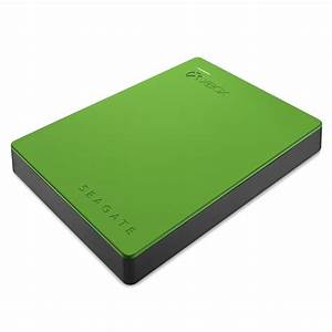 Microsoft Partners With Seagate On New 2TB External Hard