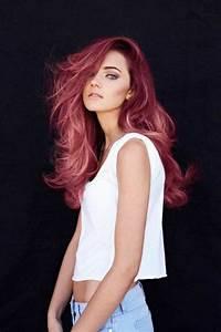Acheter Coloration Rouge Framboise : quelle couleur de cheveux vous correspond nos id es en 60 photos rainbow hair color ~ Melissatoandfro.com Idées de Décoration