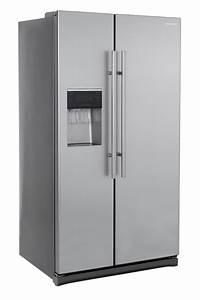 Refrigerateur Congelateur Americain : refrigerateur americain samsung rsa1uhmg 8882185 darty ~ Premium-room.com Idées de Décoration
