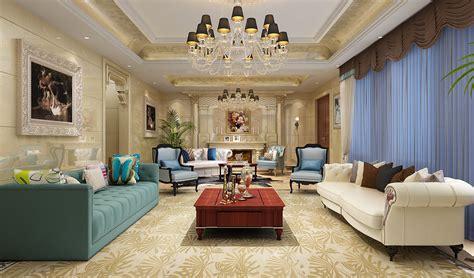 luxury living room designs beautiful luxury european style living room design
