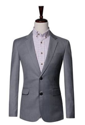 blazer padini wts 2 button single breaste blazer grey black