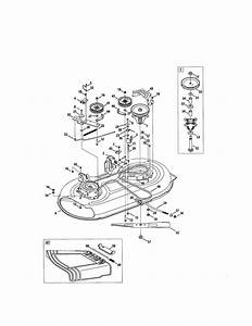 Craftsman Model 24728881 Lawn  Tractor Genuine Parts