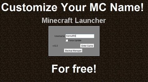 how to change the color of your name in minecraft change and customize your minecraft name minecraft
