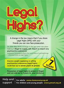 Drug and Alcohol service for under-18s - Posters/Leaflets