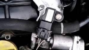 Change Boost Pressure Sensor