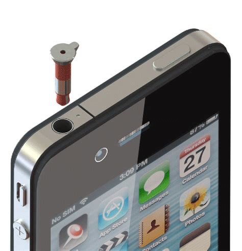 iphone laser pointer ipin worlds smallest laser pointer for iphone indiegogo